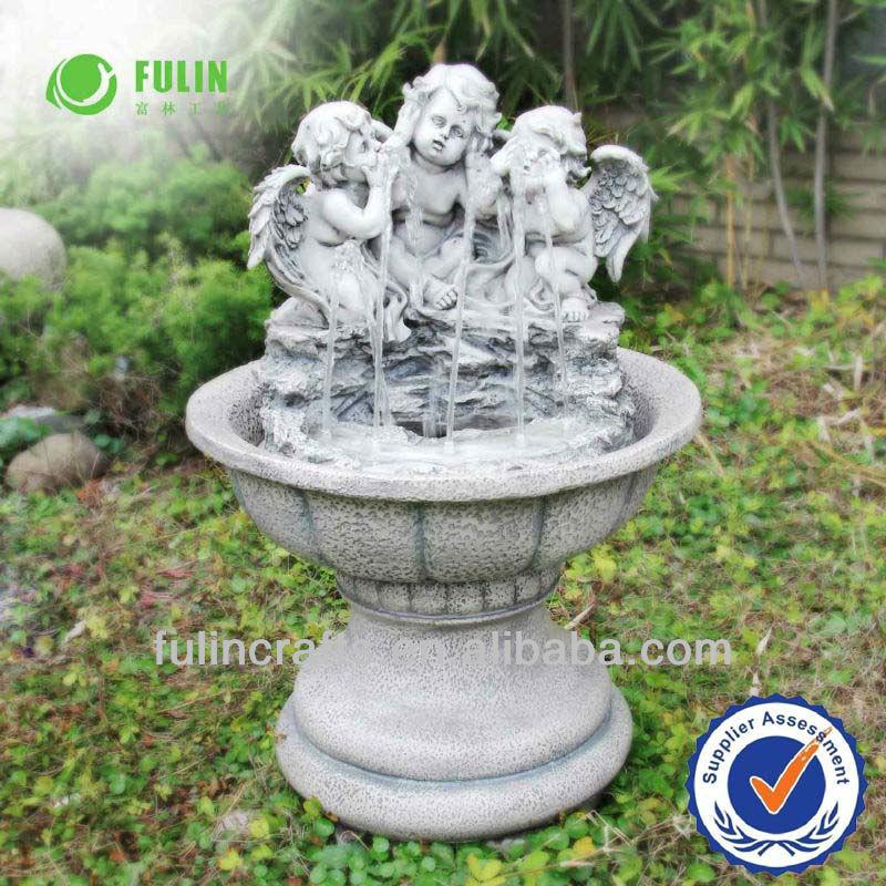 Fuente de agua fuente del jard n fuente de agua al aire for Diseno de fuente de jardin al aire libre