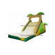 Mini coconut tree inflatable water slide inflatable swimming pool slide on sale sp-ps033