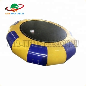 Funny Inflatable Trampoline, Water Trampoline for Water Games
