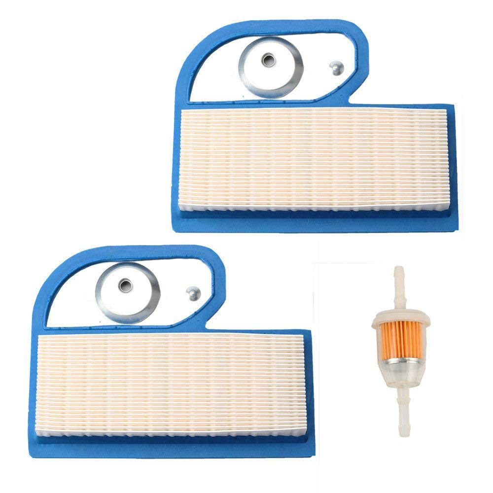 Get Quotations Harbot Pack Of 2 Air Filter With Fuel For John Deere Lx277 325 Lx288 Lt190