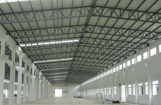 Galpon prefabricado con cerchas metalicas estructuras de - Precio estructura metalica ...