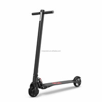 New Shock Absorber Carbon Fiber Self Balancing Two Wheel Electric Scooter