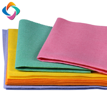 China manufacture German nonwoven spunlace cleaning cloth rag for glasses or daily housework