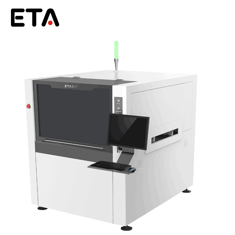 Smt Semi-auto Solder Paste Printing Machine 5