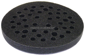 Clean Sanding Soft Interface Disc Pad