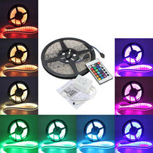 high quality Smd 5050 waterproof IP65 RGB Led tape light kit
