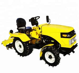 China's four-wheeled 20HP Agricultural Equipment mini farm tractor with best price