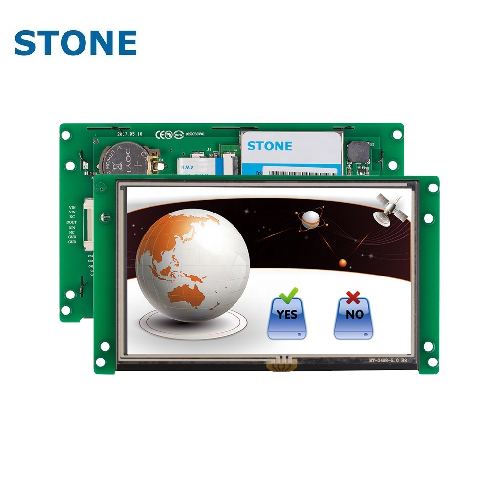 "5 ""touch screen modulo display TFT per il monitor LCD con touch"