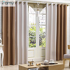 Factory Jacquard Curtain Luxury Drapes Curtains Curtain Living Room