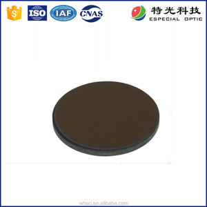 High Quality 290 - 370 nm Unmounted AR-Coated Bandpass Colored Glass Filters