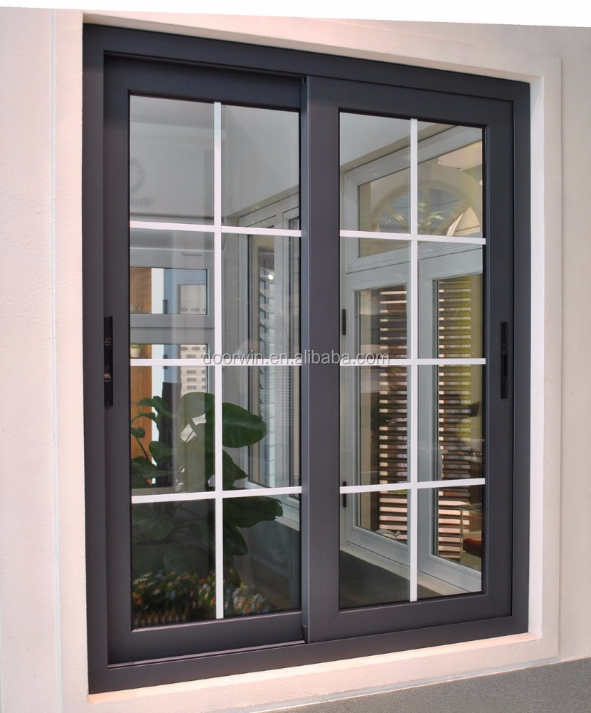 Aluminum Window With Grill Design Aluminum Window With Grill - Windows designs for home