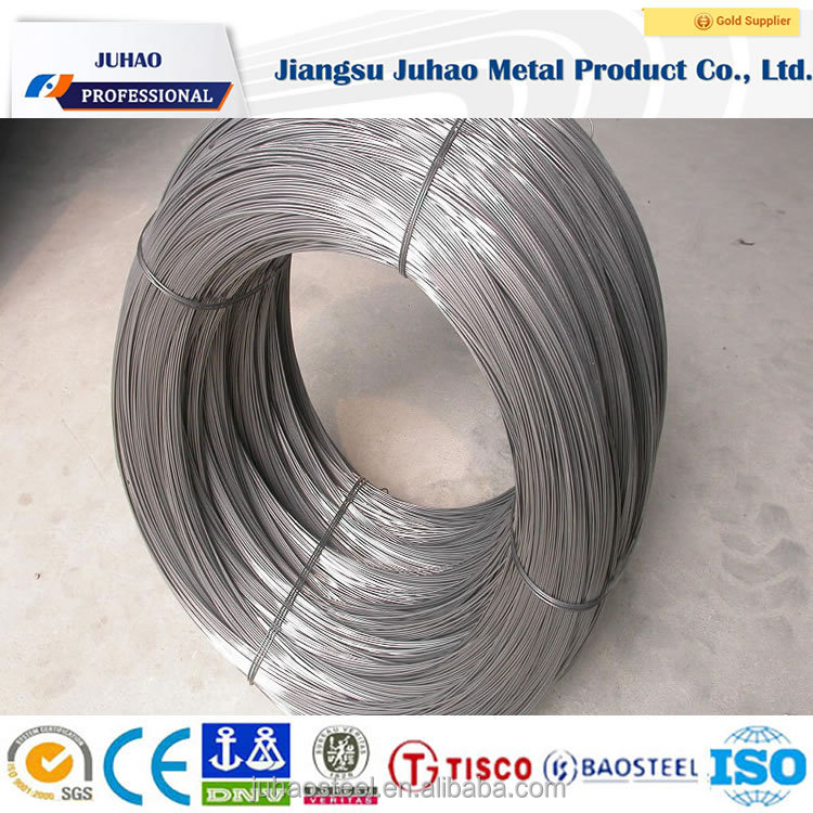 Telephone drop wire 304 316L 321 310S 308 2209 stainless steel hot sale