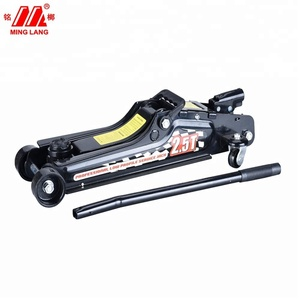 2.5 Ton portable Car jack, Mini trolley jack, Hydraulic flooring jack