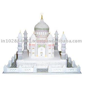 Taj Mahal Valentines Day Gift Decorative Showpiece Valentine