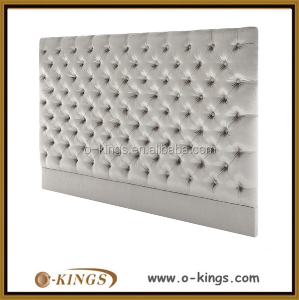 fabric upholstered hotel headboard