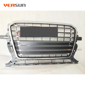 SQ5 car accessories front grille for Audi Q5 SQ5 bodykit 2013 2014 2015