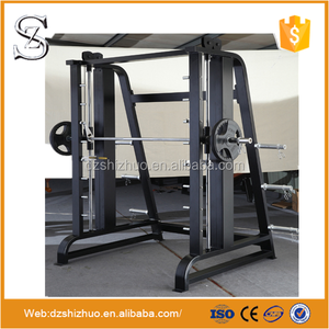 new fitness equipment Hot Sale Commercial Fitness Equipment/commercial Gym equipment smith Machine