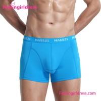 Wholesale Custom Good Quality Bamboo Underwear Men Boxer