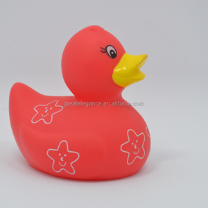Promotional Custom Bath Colorful Rubber Duck