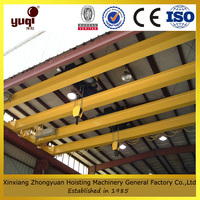drawing customized european style double beam overhead crane