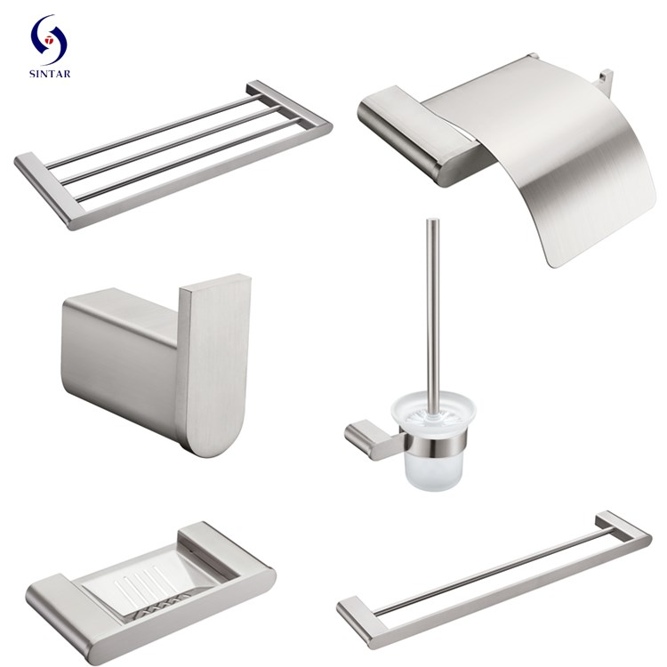 High Quality Stainless Steel Bath Set