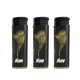 Hunan manufacturer disposable plastic refillable OEM lighters with your own logo