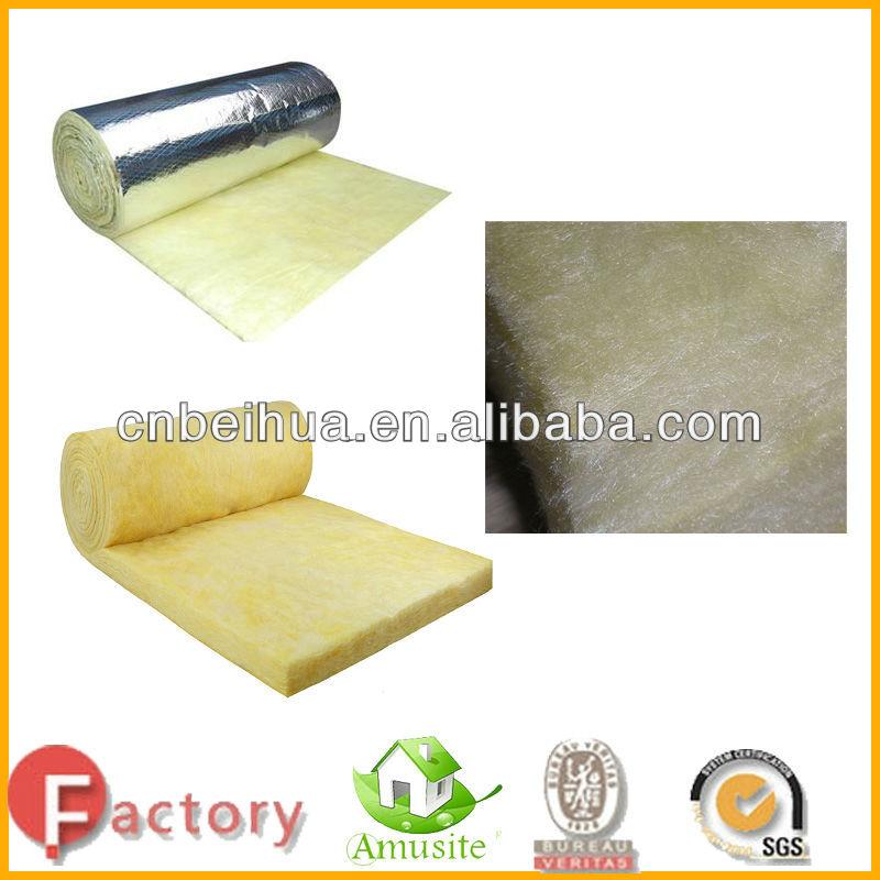 Sound Absorbing Glass Wool Blanket For Au/nz Market Standards ...
