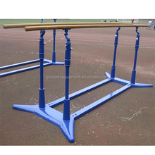 Best selling Durable Gymnastics Parallel Bars for Early-youth Training sports equipment