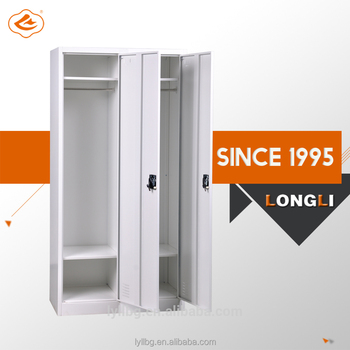 Clothes Or T shirt Display Wood grain Colour Steel Two Doors Locker & Clothes Or T Shirt Display Wood Grain Colour Steel Two Doors ... pezcame.com