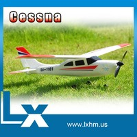 Cessna radio-controlled airplane 4ch