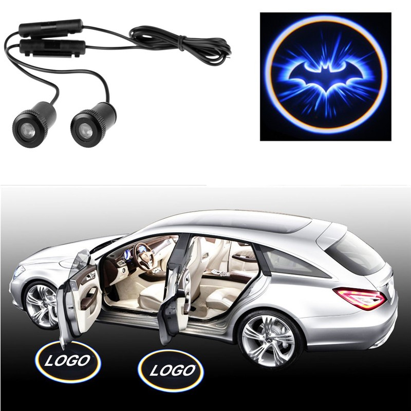 The 4g Custom Led Car Door Logo Laser Projector 3w 12v Ghost Shadow