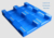 Durable cheap built-in steel reinforced strong plastic pallet