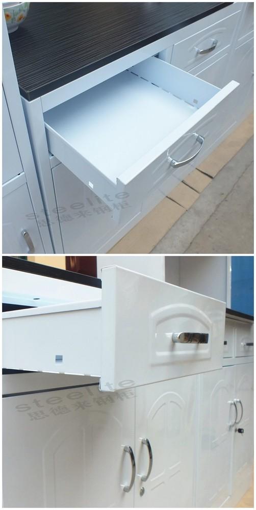 glass door kitchen cabinet steel godrej cupboard price metal cabinets design