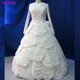 Handmade Turkish muslim bridal gown wedding dress