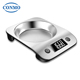 Hot Sale 5Kg Manual Square Precision Digital Kitchen Scale