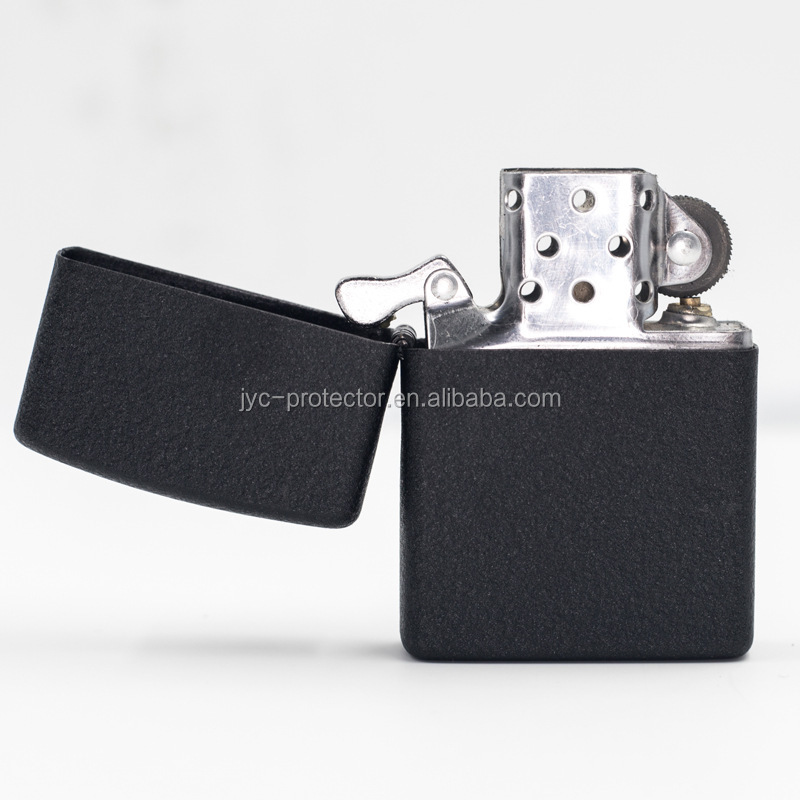 Newest ,GL05 Classical Metal Lighter support custom logo