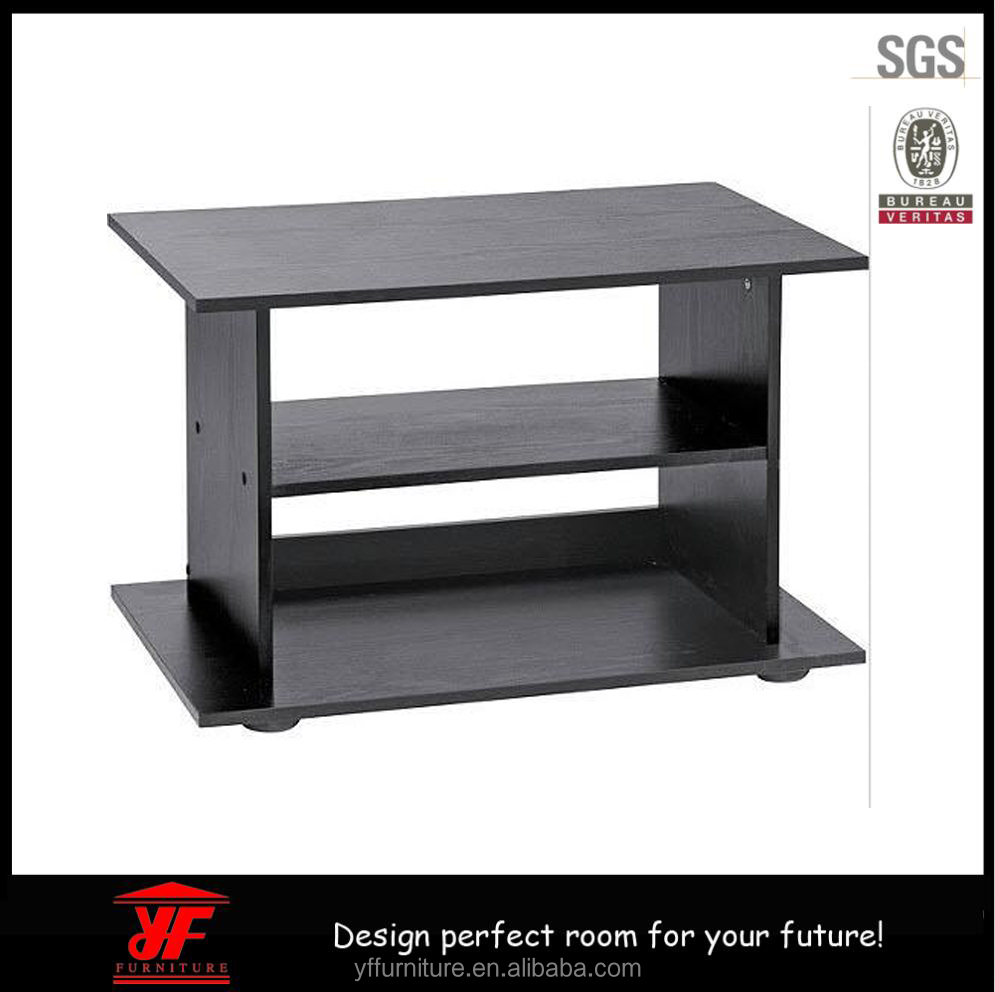 simple lcd tv stand wood tv cabinet design with showcase