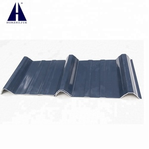 ASA synthetic resin tile villa roof Temple roof home types of PVC roof