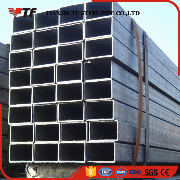 Electric materials mild 3 inch square pipe manufacturers iron price