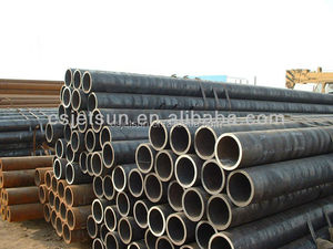 API 5L Cement Mortar Lined Anticorrosion SSAW/LSAW/SMLS Steel Pipe for oil transport