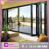 French folding screen windows and doors made in China factory with high quality