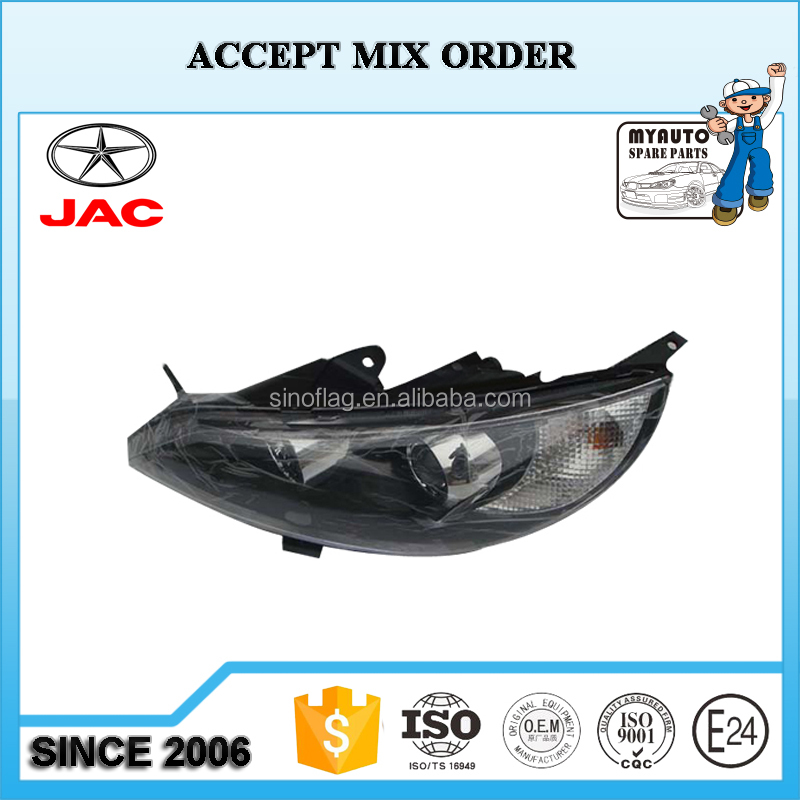 Hot Sale Head light used for JAC J5 L4121100U7101 R4121200U7101