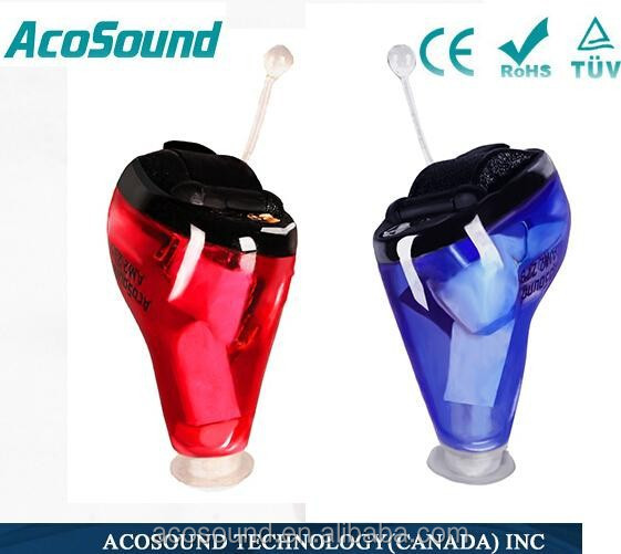 Alibaba AcoSound Acomate 610 Instant Fit Best Selling TUV CE ISO Approval digital programeble apparecchi acustici