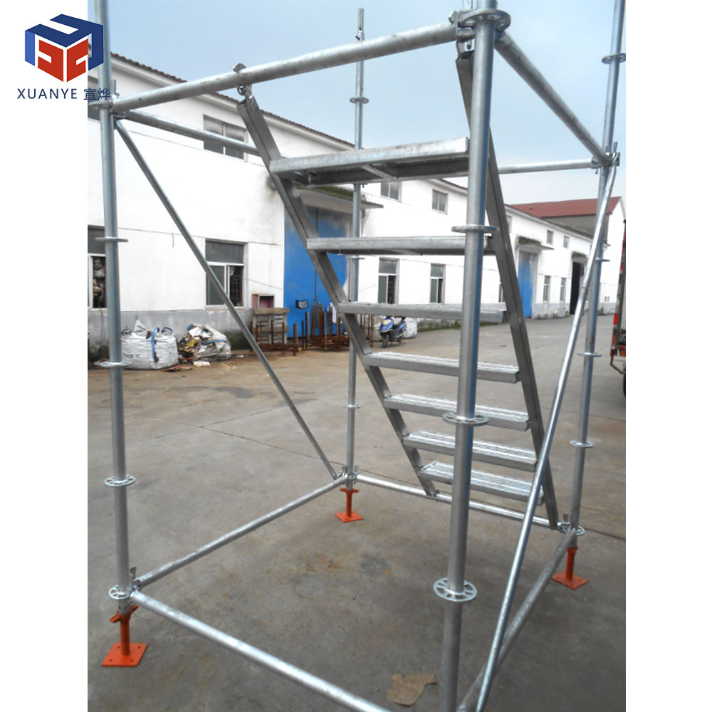 scaffold prices ring lock