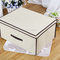 2017 new arrival Home&garden non woven giant storage boxes closet organizers
