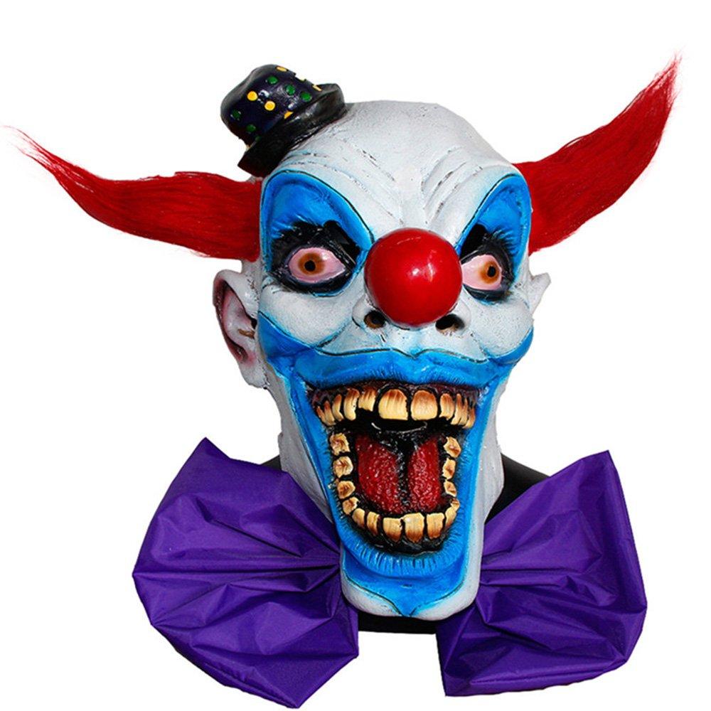 фотки масок клоунов спортивный байк