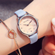 >>>Diamond Bracelet Watches Women Fashion PU Leather Wristwatch Leather Quartz Watch For Woman