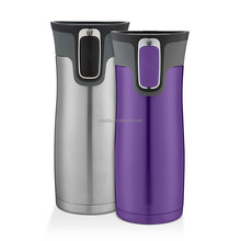 450ml 600ml double wall contigo style stainless steel travel mug Thermal Mug