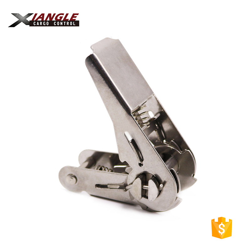 High quality 800kg 304 stainless steel ratchet buckles