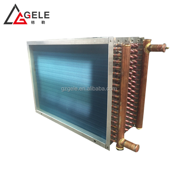 Stainless Steel Fin Tube Steam Boiler Plate Type Air To Air ...